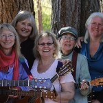 Late For Dinner performs at the Spencer Creek Growers Market on August 2nd