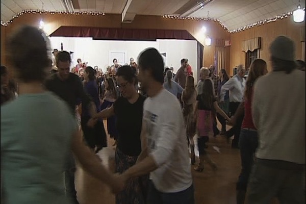 Spencer Creek Grange Barn Dances