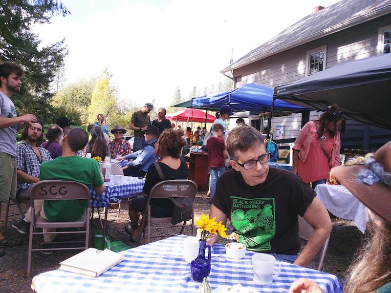 2015 Harvest Fair at the Spencer Creek Grange